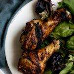 Paleo Grilled BBQ Chicken Drumsticks | DoYouEvenPaleo.net