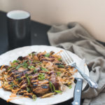 Gluten Free Okonomiyaki | DoYouEvenPaleo.net