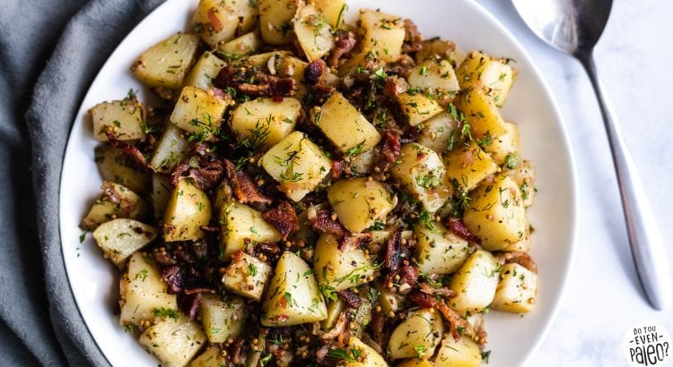 Simple German Potato Salad Recipe