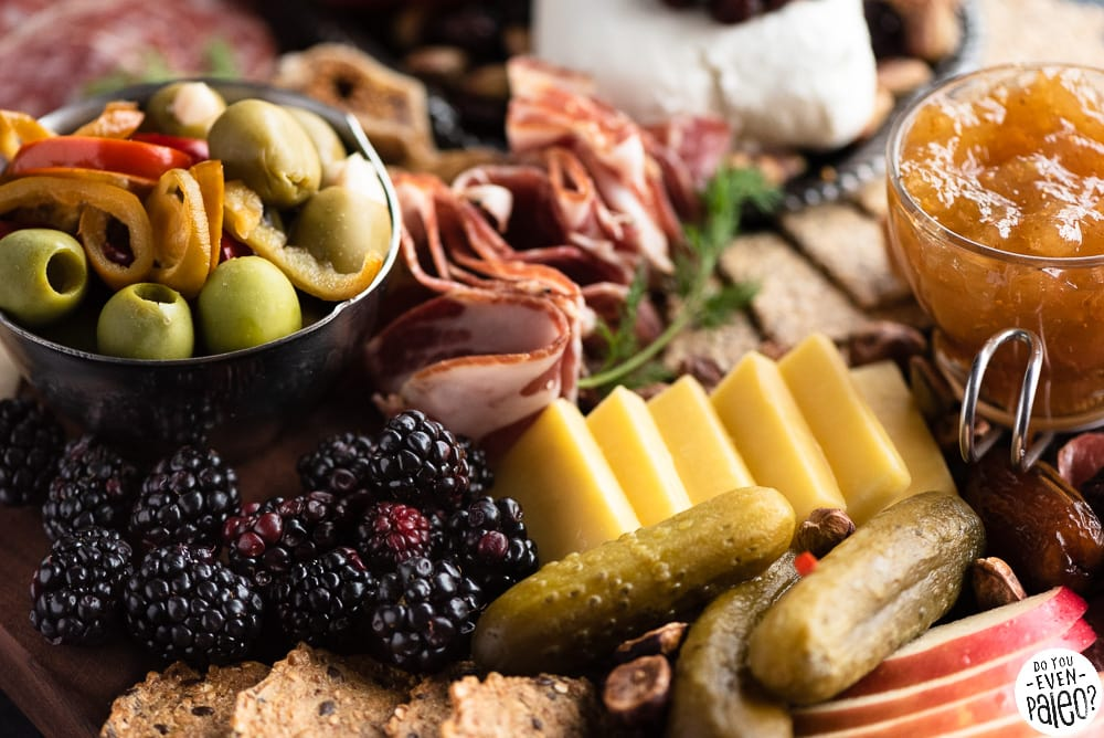 How to Build an Epic Gluten Free Charcuterie Board