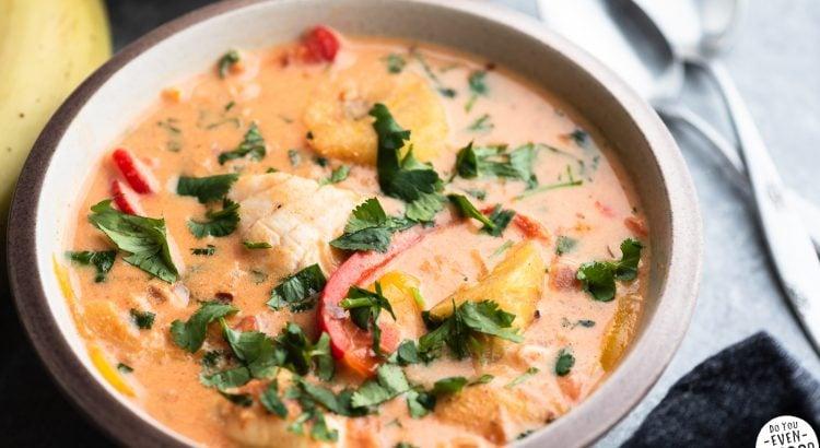 Paleo Brazilian Fish Stew Recipe